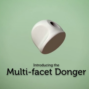 Replacement Multi Facet Donger Head